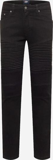 Denim Project Jeans 'Mr Red Biker' in schwarz, Produktansicht