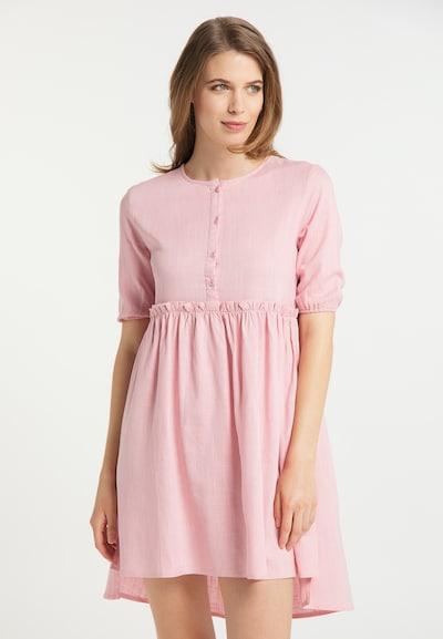 Usha Sommerkleid in pink: Frontalansicht