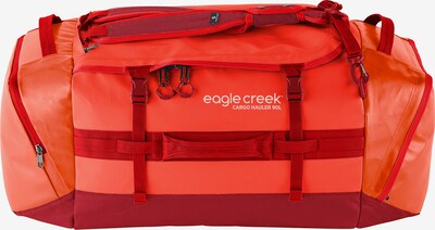 EAGLE CREEK Travel Bag 'Cargo Hauler 90L' in Orange red / Dark red / White, Item view