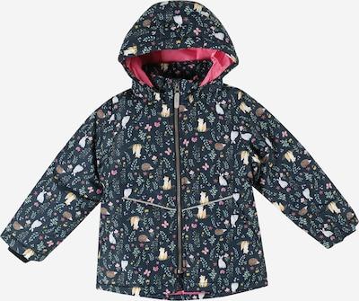 NAME IT Prechodná bunda 'MAXI' - zafírová / zmiešané farby, Produkt