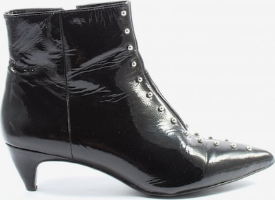 Nine West Dress Boots in 37 in Black / Silver, Item view