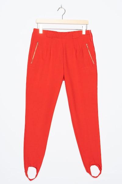 Trevira Stoffhose in XL/28 in rot, Produktansicht