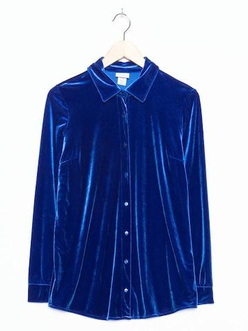 Jaclyn Smith Bluse in XL in Blau