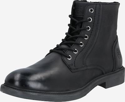 JACK & JONES Šněrovací boty - černá, Produkt