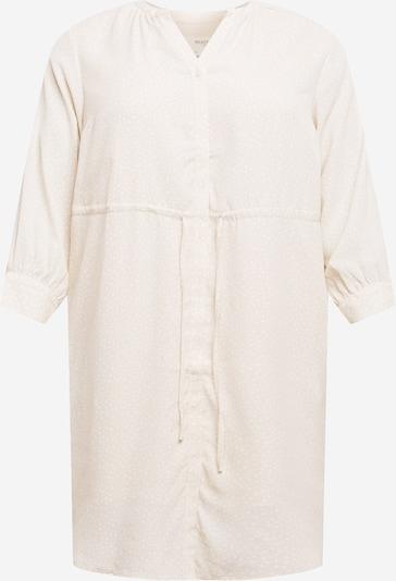 krém / fehér Selected Femme Curve Ingruhák 'KAMINA', Termék nézet