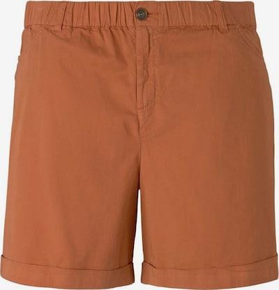 MY TRUE ME Shorts in rostrot, Produktansicht