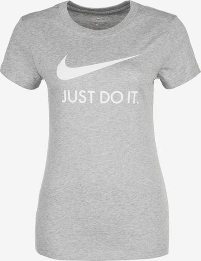 Nike Sportswear Koszulka w kolorze szary / białym, Podgląd produktu