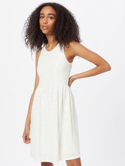 ABOUT YOU Kleid 'Elina' in weiß, Modelansicht