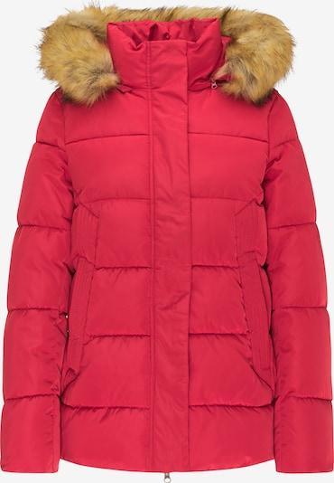 usha BLUE LABEL Veste d'hiver en beige / rose, Vue avec produit
