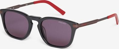 DUCATI Eyewear Zonnebril in de kleur Grijs / Donkergrijs / Zwart, Productweergave