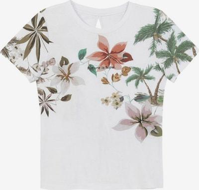 Desigual Shirt in de kleur Gemengde kleuren / Wit, Productweergave