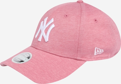 NEW ERA Cap in rosa / weiß, Produktansicht