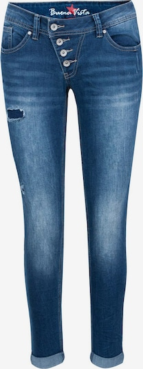 Buena Vista Skinny Jeans in blau, Produktansicht
