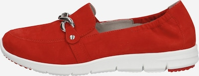 CAPRICE Classic Flats in Red, Item view