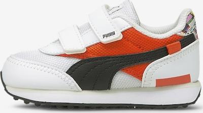 PUMA Sneakers 'Future Rider' in de kleur Sinaasappel / Zwart / Wit, Productweergave
