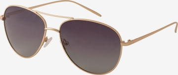 Pilgrim Sonnenbrille 'Nani' in Gold