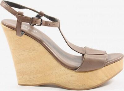 Comptoirs des Cotonniers Komfort-Sandalen in 37 in braun, Produktansicht