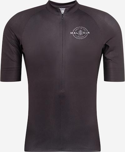 Maloja Camiseta funcional 'Kratzdiste' en negro, Vista del producto