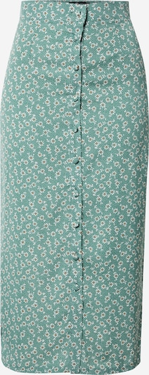 Daisy Street Skirt 'CHLOE' in Mint / Orange / White, Item view