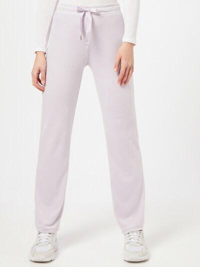Pantaloni 'Cecilia' Gina Tricot di colore lavanda, Visualizzazione modelli