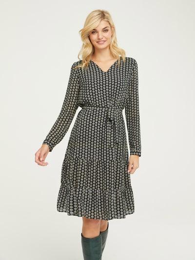 heine Kleid in grau / anthrazit, Modelansicht