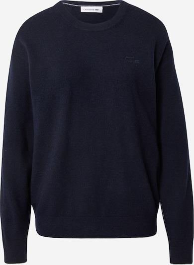 LACOSTE Pullover in nachtblau, Produktansicht