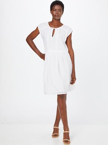 ESPRIT Рокля в бяло