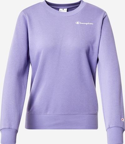 Champion Authentic Athletic Apparel Sweatshirt in lavendel / weiß, Produktansicht
