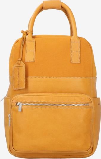 Amsterdam Cowboys Rucksack in gelb, Produktansicht