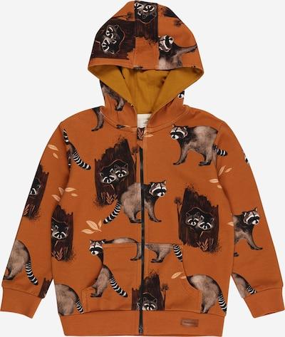Walkiddy Sudadera en marrón / gris / negro / blanco, Vista del producto