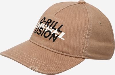 Cappello da baseball 'STONE' DIESEL di colore cipria / nero / bianco, Visualizzazione prodotti