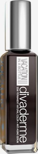 Divaderme Serum 'Vacation in a Bottle' in braun / silbergrau / weiß, Produktansicht
