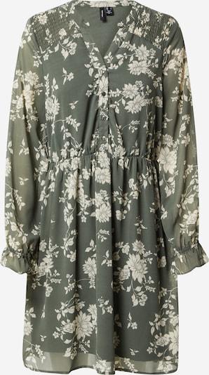 VERO MODA Μπλουζοφόρεμα 'MIA' σε μπεζ / πράσινο, Άποψη προϊόντος