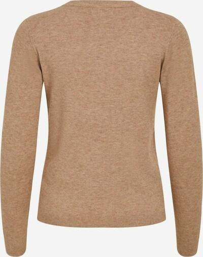 OBJECT Pullover 'Thess' in braunmeliert, Produktansicht