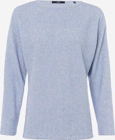 zero Sweatshirt in himmelblau, Produktansicht