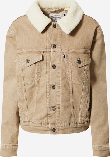 Levi's Made & Crafted Jacke in beige, Produktansicht