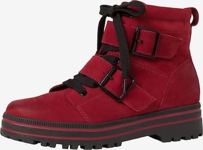 JANA Snowboots in de kleur Bloedrood, Productweergave