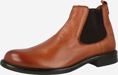 MUSTANG Chelsea Boots in cognac, Produktansicht