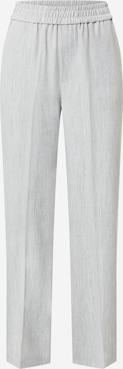 mbym Pantalon 'Phillipa Press' in de kleur Grijs, Productweergave