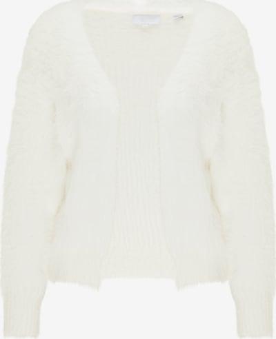 usha WHITE LABEL Kardigan w kolorze białym, Podgląd produktu