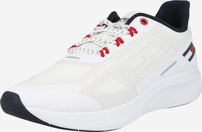 TOMMY HILFIGER Sneaker in navy / rot / weiß / wollweiß, Produktansicht