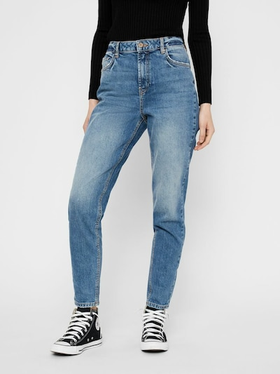 PIECES Jeans 'Delly' in Blue denim, View model