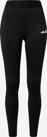 ELLESSE Sportske hlače u narančasta / crna / bijela, Pregled proizvoda