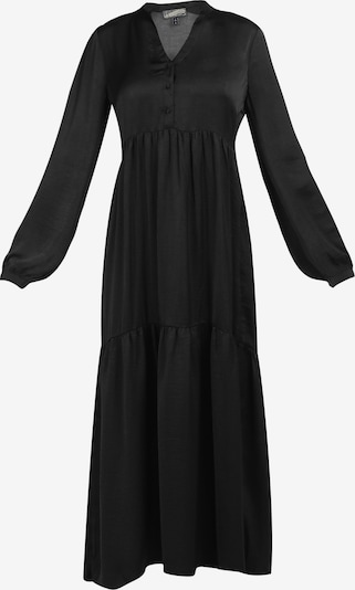 DreiMaster Vintage Jurk in de kleur Zwart, Productweergave