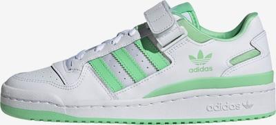 ADIDAS ORIGINALS Sneaker low i grøn / hvid, Produktvisning