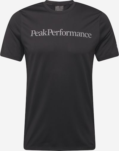 PEAK PERFORMANCE Koszulka funkcyjna 'Alum Light' w kolorze szary / czarnym, Podgląd produktu