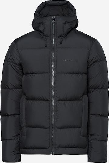 PEAK PERFORMANCE Zunanja jakna 'Rivel' | črna barva, Prikaz izdelka
