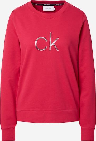 Calvin Klein Sweatshirt in Pink / Silver, Item view