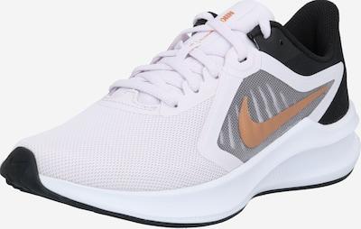 Sneaker de alergat 'Downshifter 10' NIKE pe galben închis / gri / negru / alb, Vizualizare produs