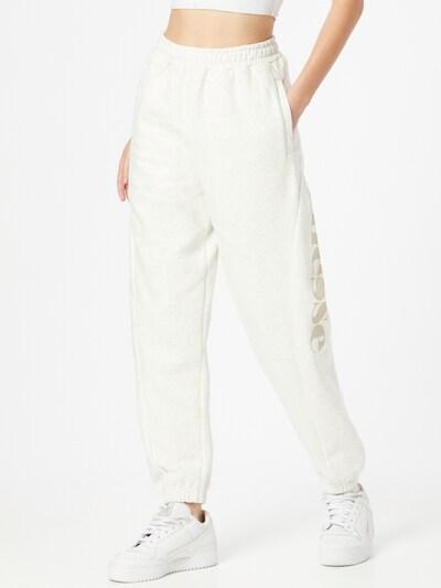 ELLESSE Hose 'Darus' in beige / offwhite, Modelansicht